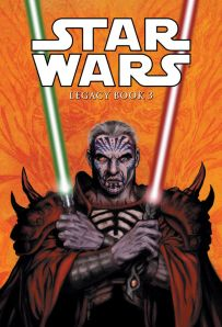 Star Wars Legacy Cover