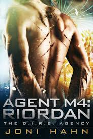 Agent M4 Riordan