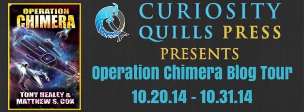 Operation Chimera Blog Tour