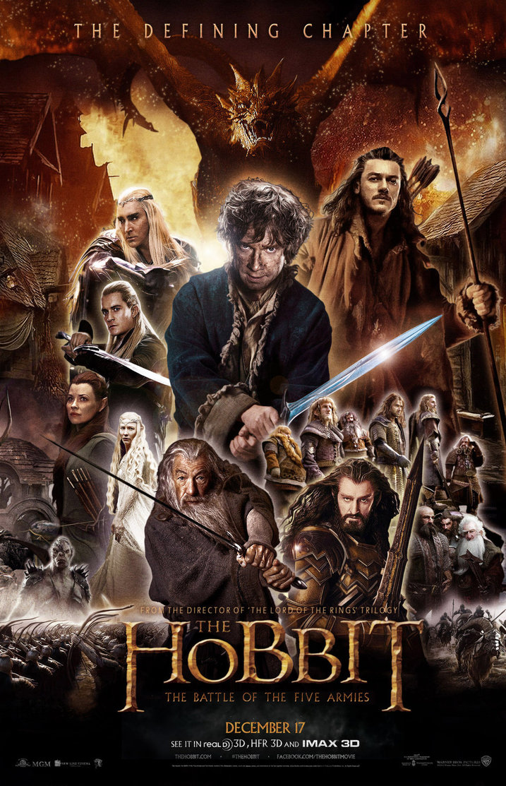 The Hobbit: The Battle of The Five Armies | Ink of Blood