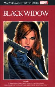 Marvel's Mightiest Heroes Black Widow