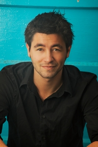 Aaron Galvin - Author Headshot