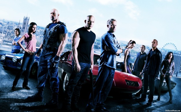 Fast and Furious6