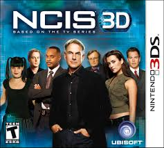 NCIS 3DS Game