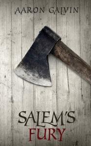 Salem's Fury cover
