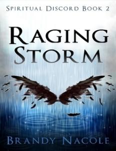 Spiritual Discord Raging Storm
