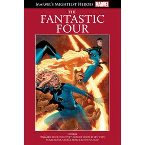 Marvel's Mightiest Heroes Fantastic Four