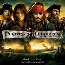 Pirates of the Carribean On Stranger Tides