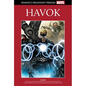 Marvel's Mightiest Heroes Havok