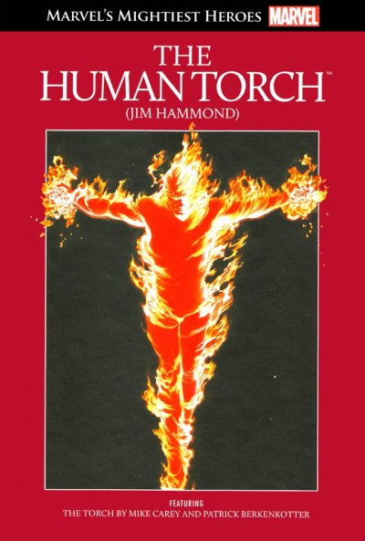 Marvel's Mightiest Heroes The Human Torch