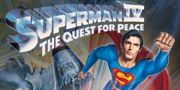 Superman The Quest For Peace