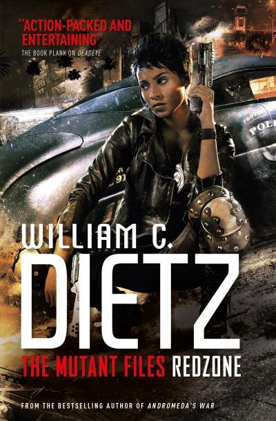 The Mutant Files Redzone
