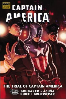 Captain America The Trial of Captain America