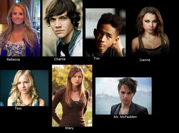 Like It Never Happened Dream Cast