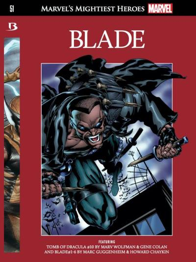 Marvel's Mightiest Heroes Blade