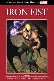 Marvel's Mightiest Heroes Iron Fist