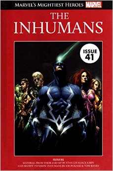 Marvel's Mightiest Heroes The Inhumans