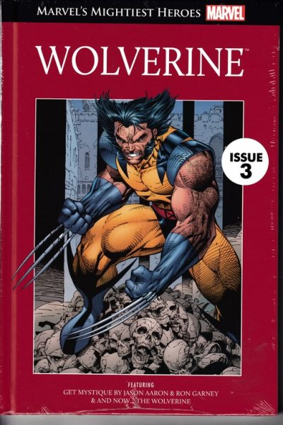 Marvel's Mightiest Heroes Wolverine