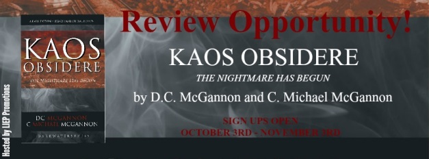 KAOS OBSIDERE Review Opportunity Button