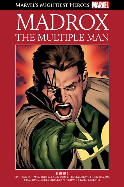 Marvel's Mightiest Heroes Madrox The Multiple Man