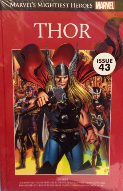 Marvel's Mightiest Heroes Thor