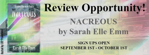 NACREOUS Review Opp Button