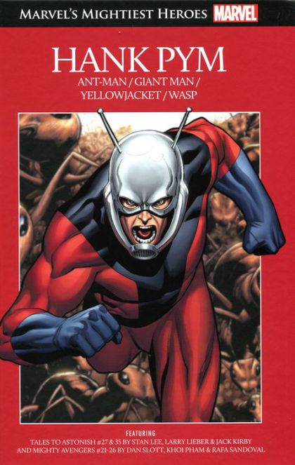 Marvel's Mightiest Heroes Hank Pym