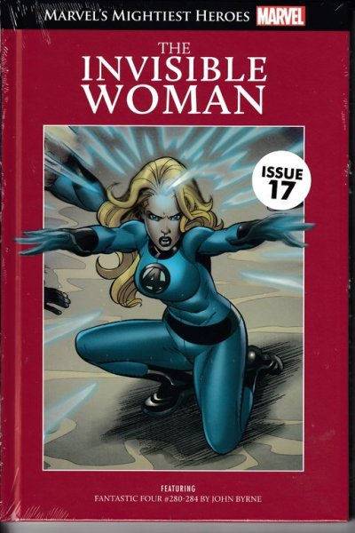 Marvel's Mightiest Heroes The Invisible Woman