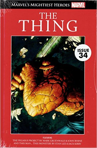 Marvel's Mightiest Heroes The Thing