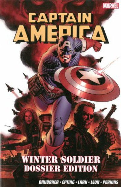 Captain America Winter Soldier Dossier Edition