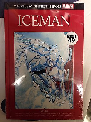Marvel's Mightiest Heroes Iceman