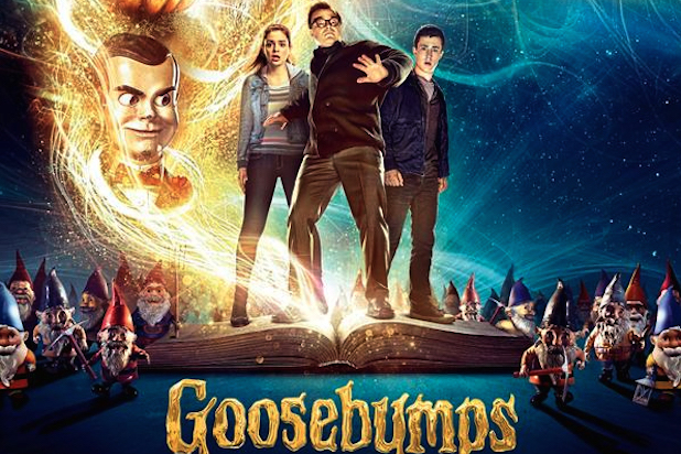 Goosebumps Movie