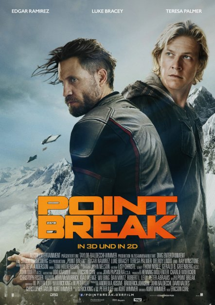 Point Break 2016