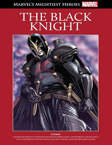 Marvel's Mightiest Heroes The Black Knight