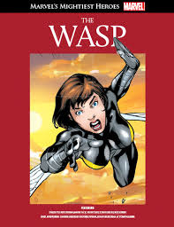 Marvel's Mightiest Heroes The Wasp