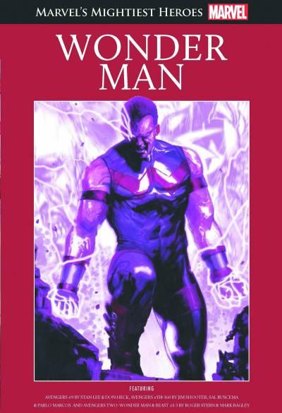 Marvel's Mightiest Heroes Wonder Man
