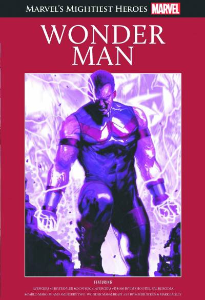 Marvel's Mightiest Heroes Wonder Man