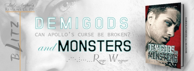 Book Banner 15 - Raye Wagner (Demigods & Monsters Blitz)