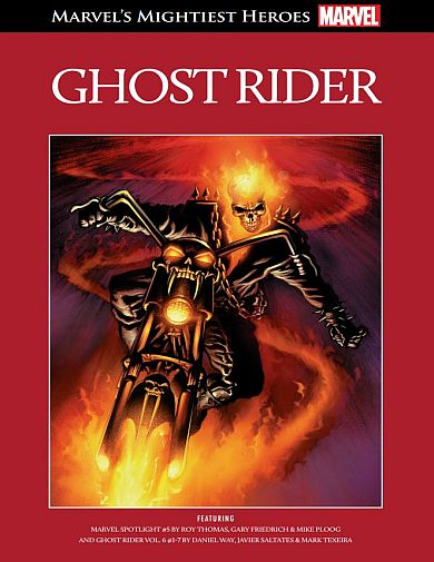 Marvel's Mightiest Heroes Ghost Rider