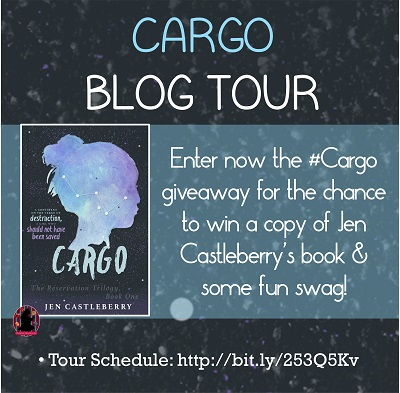 Cargo Giveaway