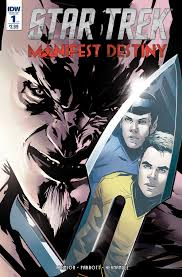 Star Trek Manifest Destiny Volume One