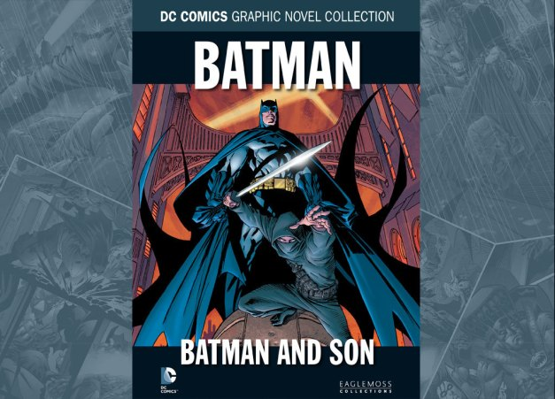 DC Comics Graphic Novel Collection Batman and Son