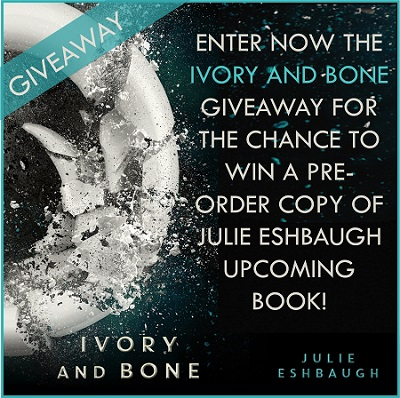 Ivory and Bone Giveaway Banner