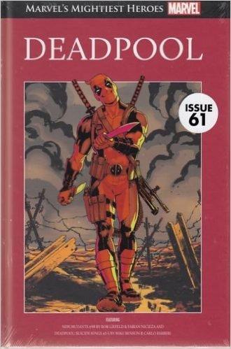 Marvel's Mightiest Heroes Deadpool
