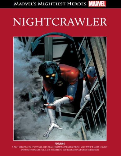 Marvel's Mightiest Heroes Nightcrawler