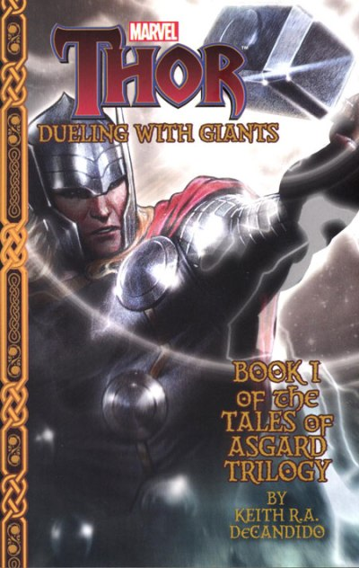 Thor Dueling With Giants