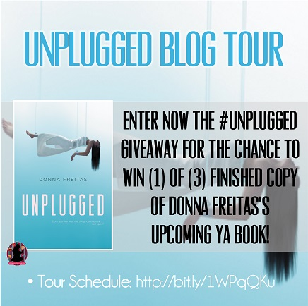 Unplugged Giveaway