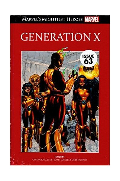 Marvel's Mightiest Heroes Generation X