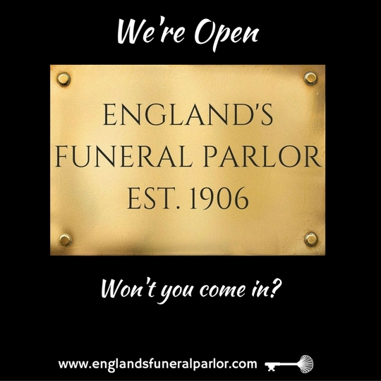 England's Funeral Parlour