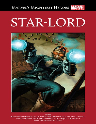 Marvel's Mightiest Heroes Starlord